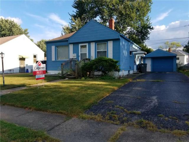 5213 E 20th Place, Indianapolis, IN 46218 (MLS #21507949) :: Indy Scene Real Estate Team