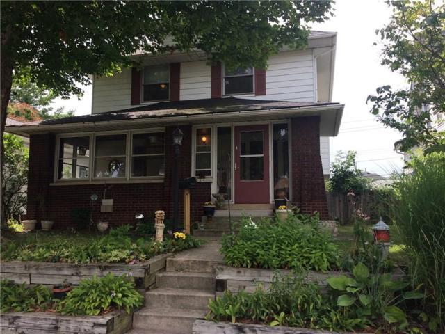 324 N Bosart Avenue, Indianapolis, IN 46201 (MLS #21507971) :: Indy Scene Real Estate Team