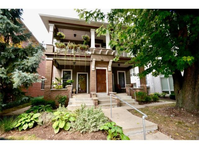 920 N Broadway Street C, Indianapolis, IN 46202 (MLS #21507972) :: Indy Scene Real Estate Team