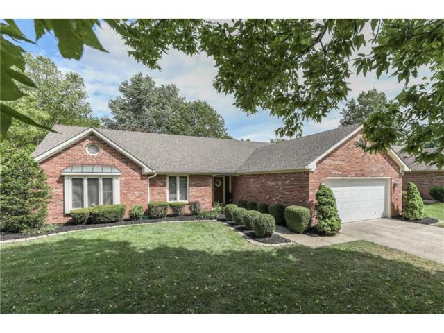 229 Adrienne Drive, Greenwood, IN 46142 (MLS #21508035) :: Indy Scene Real Estate Team