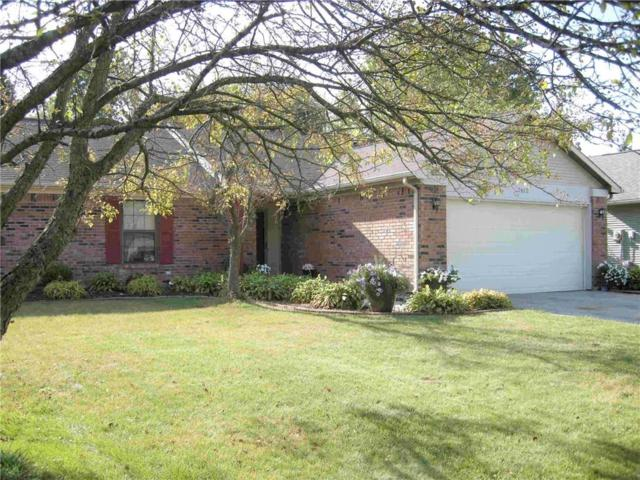 7412 Pebblebrooke Drive, Indianapolis, IN 46236 (MLS #21508163) :: The Evelo Team