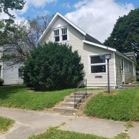 2012 S A Street, Elwood, IN 46036 (MLS #21509289) :: Richwine Elite Group