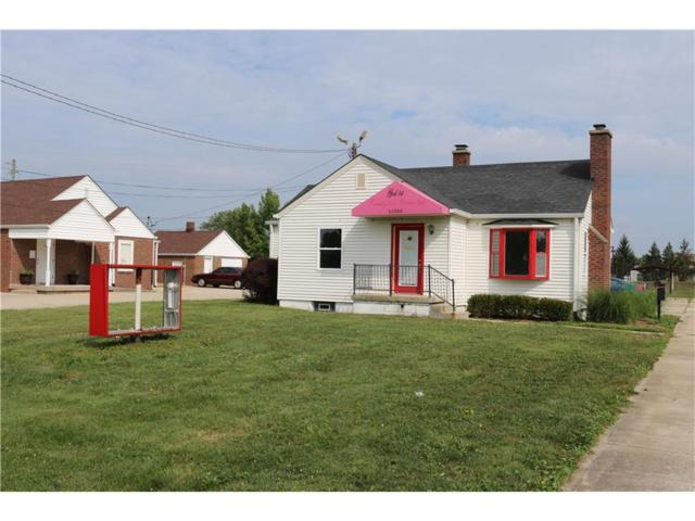 11500 E Washington Street, Indianapolis, IN 46229 (MLS #21509551) :: Indy Scene Real Estate Team
