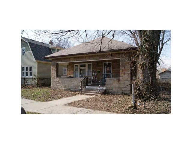 416 N Gladstone Avenue, Indianapolis, IN 46201 (MLS #21509726) :: Indy Scene Real Estate Team