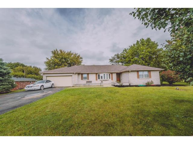 9916 Vandergriff Road, Indianapolis, IN 46239 (MLS #21510198) :: The Evelo Team