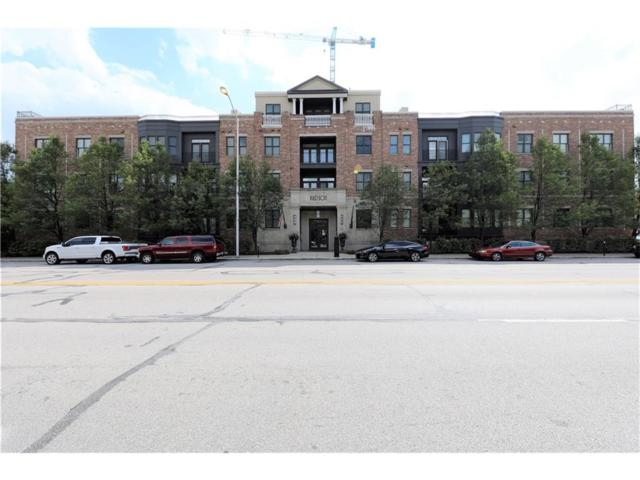 355 E Ohio Street #113, Indianapolis, IN 46202 (MLS #21510312) :: The ORR Home Selling Team