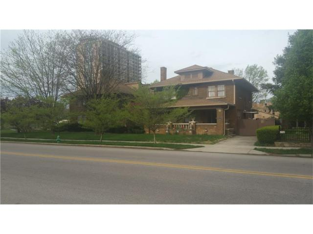 3840 E Pennslyvania Street E, Indianapolis, IN 46205 (MLS #21510414) :: Indy Scene Real Estate Team