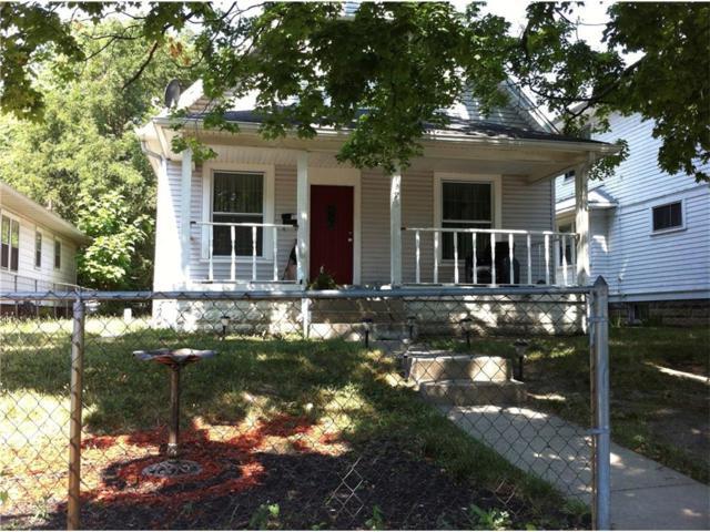 1226 N Lasalle Street, Indianapolis, IN 46201 (MLS #21510445) :: Indy Scene Real Estate Team