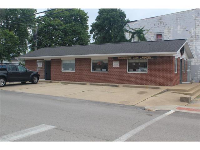 101 N Washington Street, Bainbridge, IN 46105 (MLS #21510575) :: Indy Scene Real Estate Team