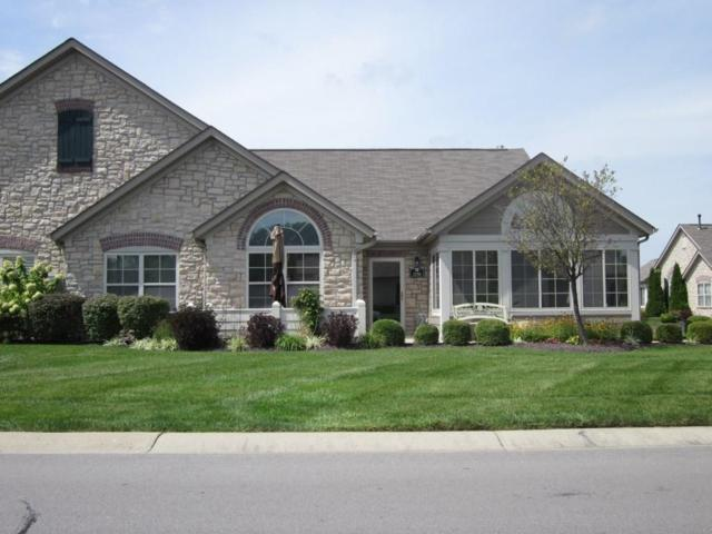 2156 Heather Glen Way, Franklin, IN 46131 (MLS #21510650) :: The ORR Home Selling Team