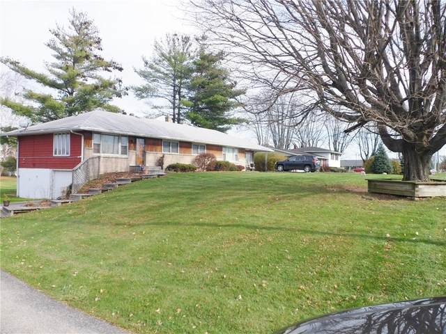 7450 E County Road 700 N, Brownsburg, IN 46112 (MLS #21510804) :: The Evelo Team