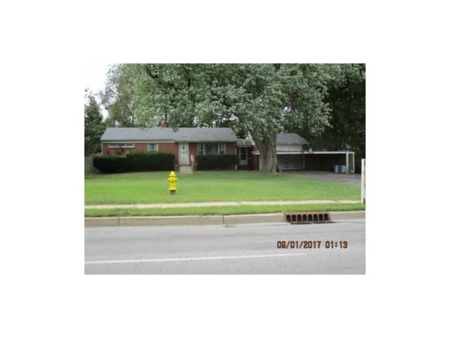 357 W County Line Road, Greenwood, IN 46142 (MLS #21510831) :: Indy Scene Real Estate Team