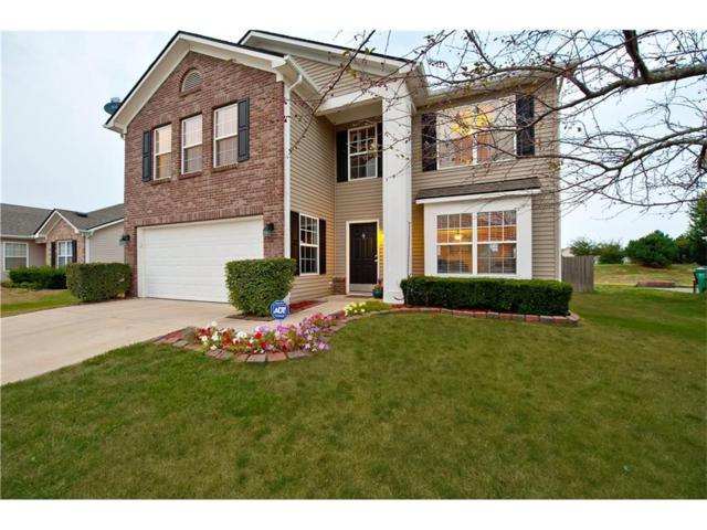 8443 Catchfly Drive, Plainfield, IN 46168 (MLS #21511264) :: The Evelo Team