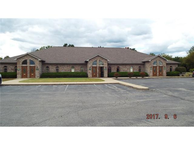 3916 Clarks Creek Road, Plainfield, IN 46168 (MLS #21511452) :: The Evelo Team