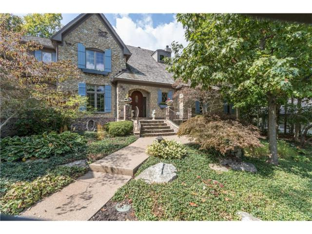 9312 Sullivan Place, Zionsville, IN 46077 (MLS #21511554) :: The Gutting Group LLC