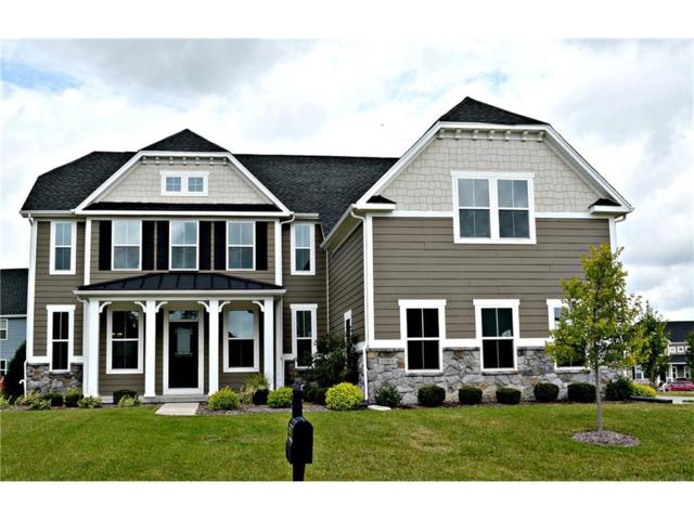 11915 Mannings Pass, Zionsville, IN 46077 (MLS #21511606) :: The Indy Property Source