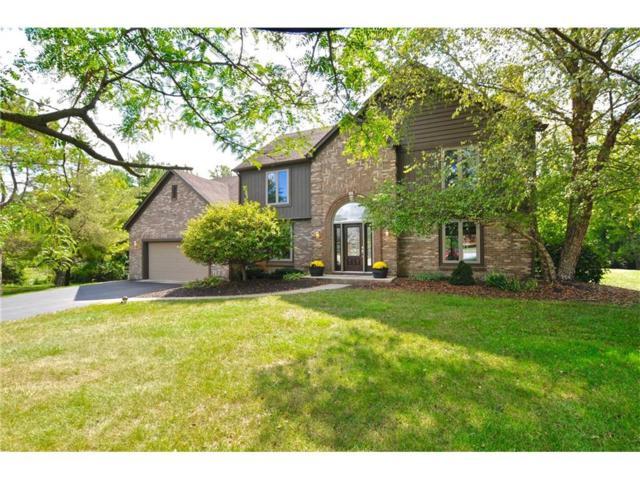 7194 Creekwood Court, Pittsboro, IN 46167 (MLS #21511950) :: Heard Real Estate Team