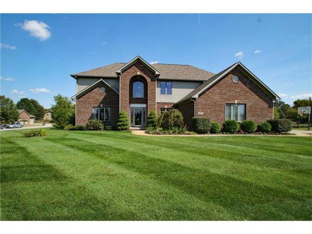4693 Mccullah Drive, Pittsboro, IN 46167 (MLS #21512046) :: Heard Real Estate Team