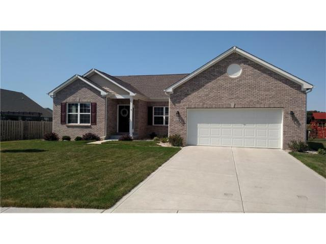 3264 S Courtney Drive, New Palestine, IN 46163 (MLS #21512217) :: RE/MAX Ability Plus