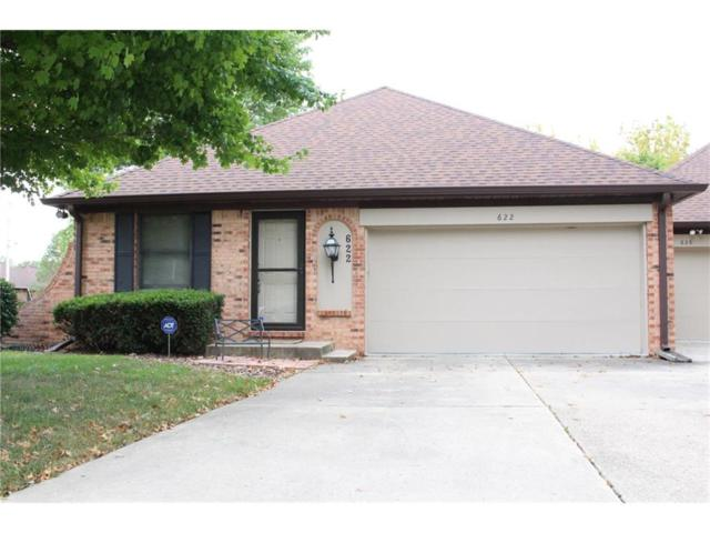 622 Eagle Parkway #1, Brownsburg, IN 46112 (MLS #21512386) :: The Evelo Team