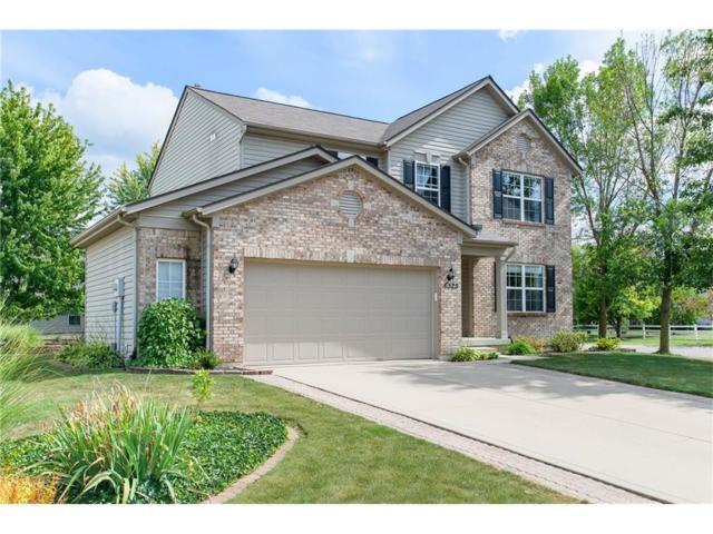 6525 Hyde Park Drive, Zionsville, IN 46077 (MLS #21512500) :: The Evelo Team