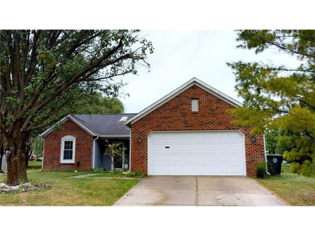 7722 Keough Court, Indianapolis, IN 46236 (MLS #21512612) :: The Evelo Team