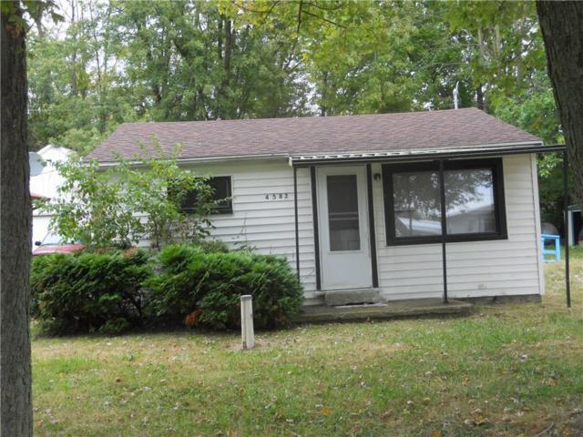 4583 Gordon Drive, Plainfield, IN 46168 (MLS #21512741) :: Heard Real Estate Team