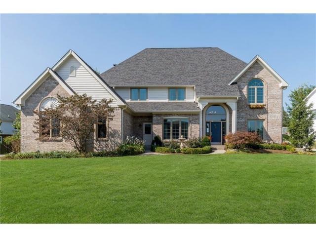 1529 Corniche Drive, Zionsville, IN 46077 (MLS #21512748) :: The Gutting Group LLC