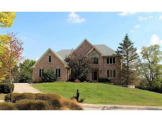 9990 Ford Valley Lane, Zionsville, IN 46077 (MLS #21512750) :: The Evelo Team
