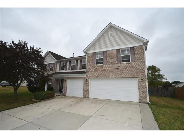 3605 Newberry Road, Plainfield, IN 46168 (MLS #21512986) :: The Evelo Team