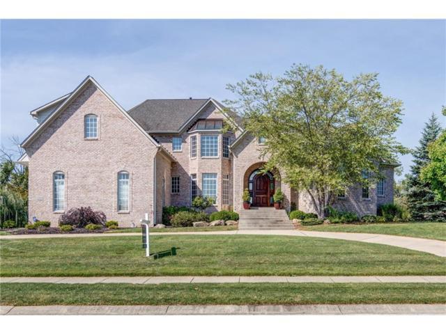 13818 Salsbury Creek Drive, Carmel, IN 46032 (MLS #21513076) :: Indy Plus Realty Group- Keller Williams