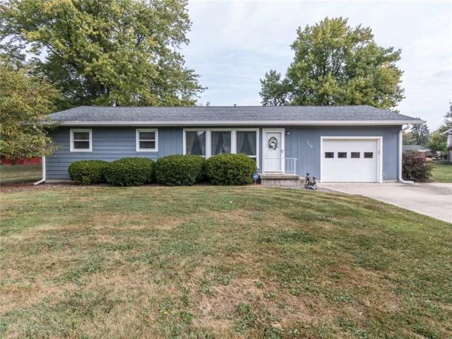 218 E Hoover Street, Westfield, IN 46074 (MLS #21513081) :: The Evelo Team