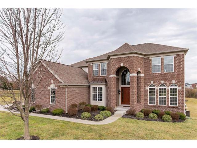 3863 Heathfield Court, Zionsville, IN 46077 (MLS #21513143) :: The Gutting Group LLC