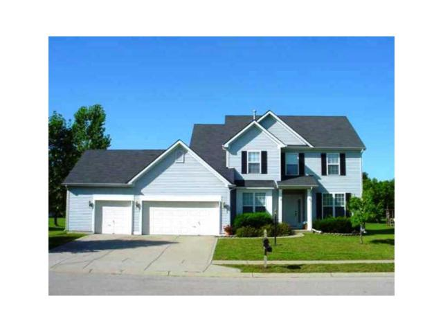 8328 Bent Oak Drive, Indianapolis, IN 46236 (MLS #21513157) :: The Evelo Team