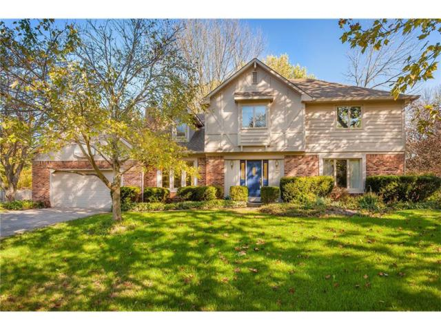 700 Round Court, Zionsville, IN 46077 (MLS #21513165) :: Indy Plus Realty Group- Keller Williams