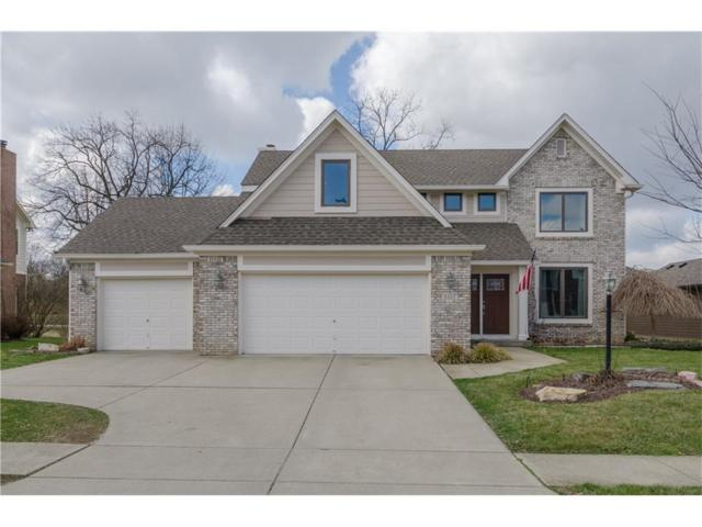 6442 Royal Oakland Drive, Indianapolis, IN 46236 (MLS #21513194) :: The Evelo Team