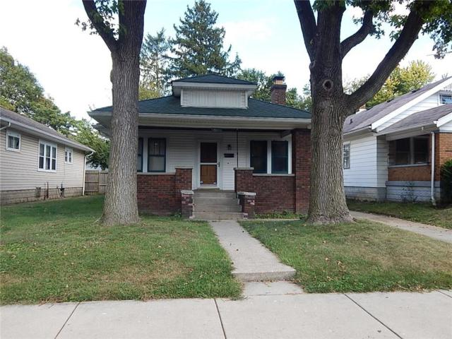921 N Chester Avenue, Indianapolis, IN 46201 (MLS #21513205) :: Indy Scene Real Estate Team