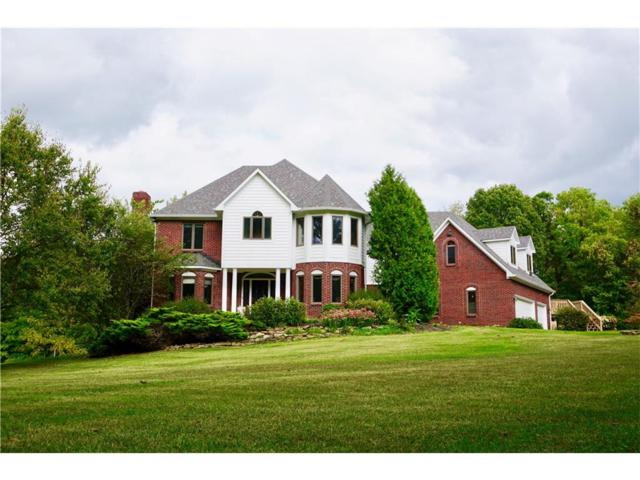 9301 N Oak Creek Drive, Mooresville, IN 46158 (MLS #21513214) :: Heard Real Estate Team