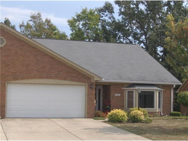 369 Waterford Lane, Avon, IN 46123 (MLS #21513224) :: The Evelo Team