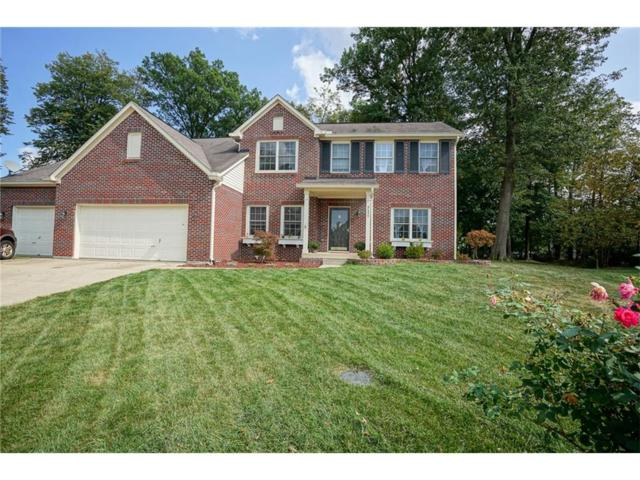8699 Holm Mountain Circle, Avon, IN 46123 (MLS #21513233) :: The Evelo Team