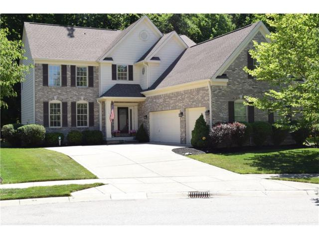 7039 Tamarind Court, Indianapolis, IN 46236 (MLS #21513360) :: The Evelo Team