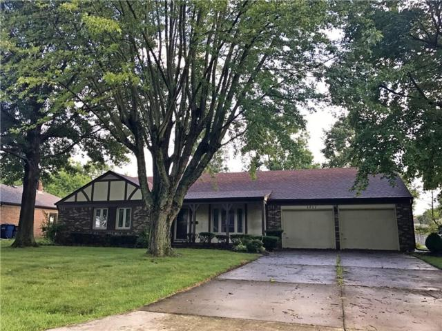 1711 Woodview Lane, Anderson, IN 46011 (MLS #21513379) :: The Evelo Team