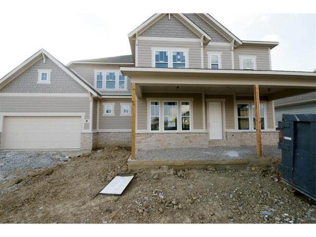 14926 Dawnhaven Drive, Westfield, IN 46074 (MLS #21513386) :: The Evelo Team