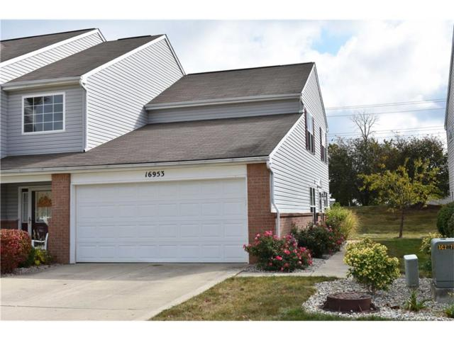 16953 Fulton Place #2306, Westfield, IN 46074 (MLS #21513488) :: The Evelo Team