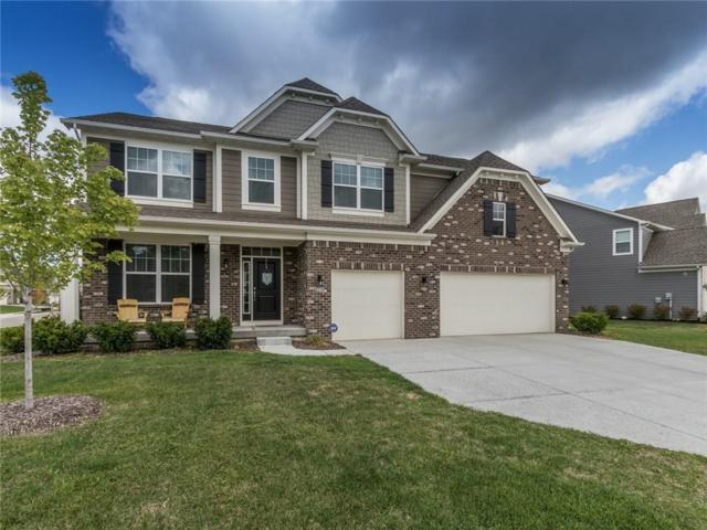 6042 Bartley Drive, Noblesville, IN 46062 (MLS #21513499) :: The Evelo Team
