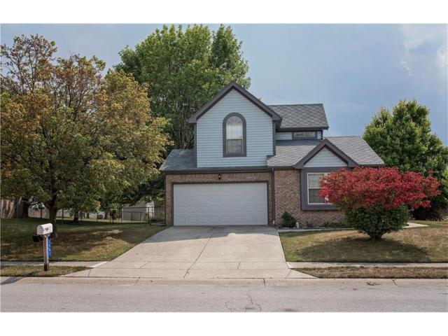 1581 Woodside Drive, Danville, IN 46122 (MLS #21513536) :: Heard Real Estate Team