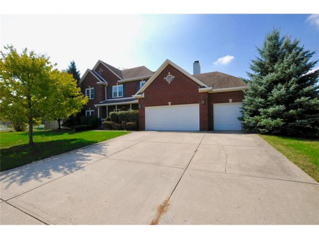 14616 Deerwood Drive, Carmel, IN 46033 (MLS #21513554) :: Indy Plus Realty Group- Keller Williams