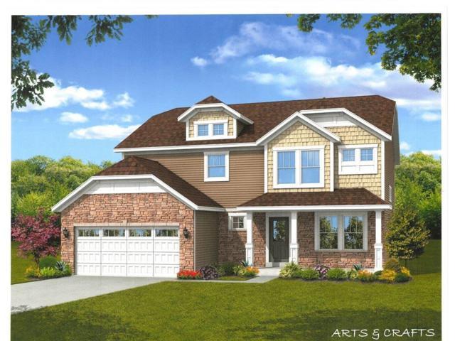1024 Parker Lane, Westfield, IN 46074 (MLS #21513593) :: Heard Real Estate Team