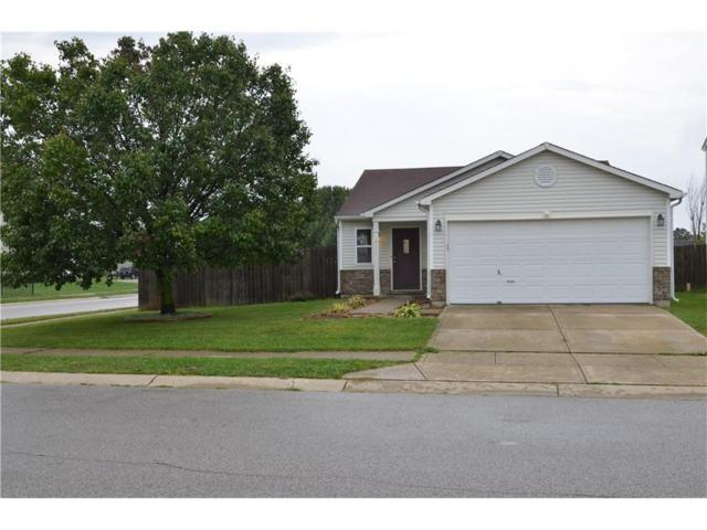 2111 Summer Breeze, Greenwood, IN 46143 (MLS #21513634) :: The Evelo Team