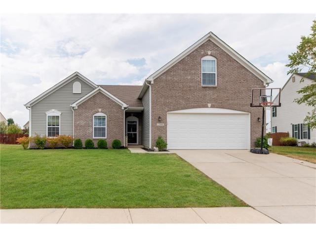 1300 Charleston Court, Avon, IN 46123 (MLS #21513642) :: The Evelo Team